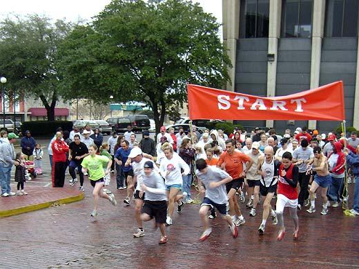 Hope Run 2008