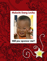 Will you sponsor me?