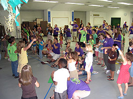 Vacation Bible Schools raise funds for orphans