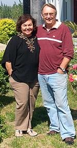 Robin & Joyce Hill
