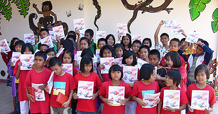 Children at Mercy International