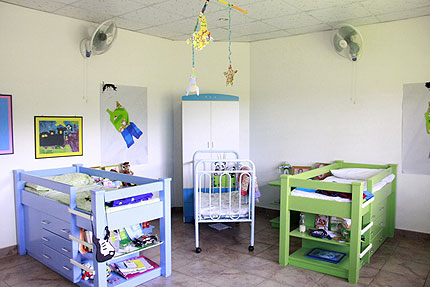 Funds provided by PFO benefit orphans at Mercy International Children's Villages in Thailand