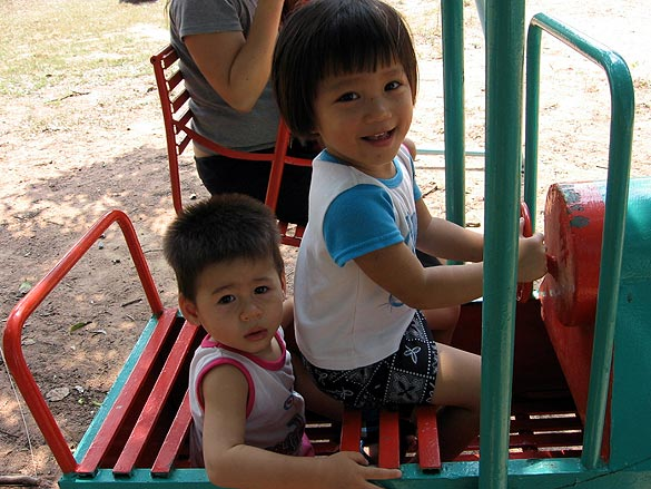 Pattaya Orphanage (Pattaya, Thailand)